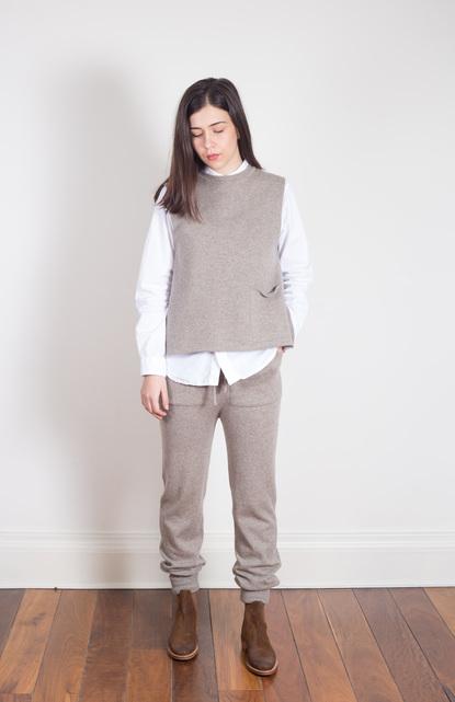 Cashmere Drawstring Pants Orkney