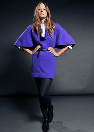 Angel Wing Tunic Dress