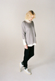 Oversized 2ply Boxy Jumper (No Step)