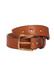 Wide Leather Belt - Tan/Brown/Black