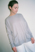 Button Back Sweatshirt Quill