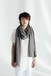 Lightweight Plain Knit Scarf